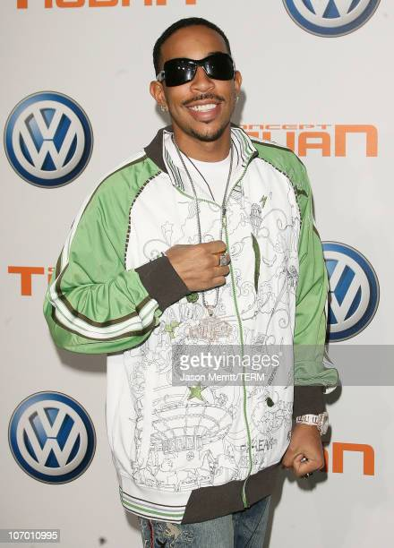 Ludacris during Volkswagen Presents The US Premiere of CONCEPT TIGUAN Arrivals at Raleigh Studios in Hollywood California United States