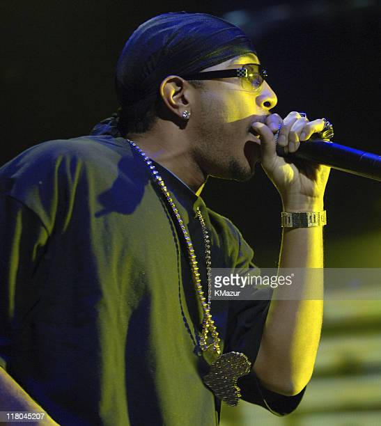 Ludacris during Z100's Jingle Ball 2005 Show at Madison Square Garden in New York City New York United States