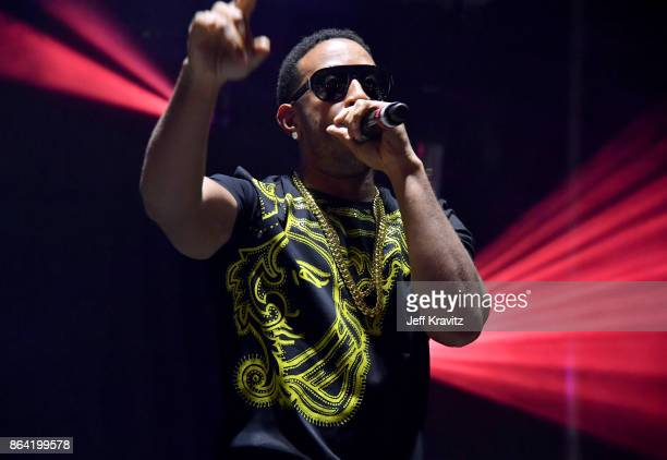 Ludacris performs at Echo Stage during day 1 of the 2017 Lost Lake Festival on October 20 2017 in Phoenix Arizona