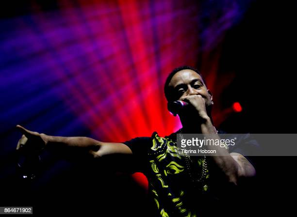 Ludacris performs at the Lost Lake Music Festival on October 20 2017 in Phoenix Arizona