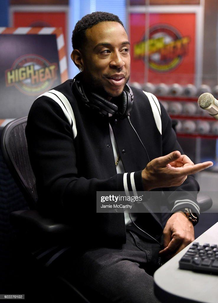 Celebrities Visit SiriusXM - February 21, 2018