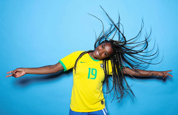 FRA: Brazil Portraits - FIFA Women's World Cup France 2019