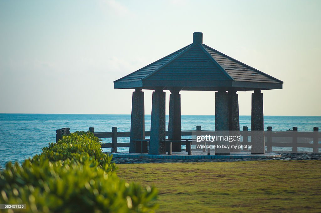 Ludao Township : Stock Photo