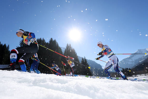 DEU: FIS Nordic World Ski Championships Oberstdorf - Men's Cross Country Team Sprint Finals