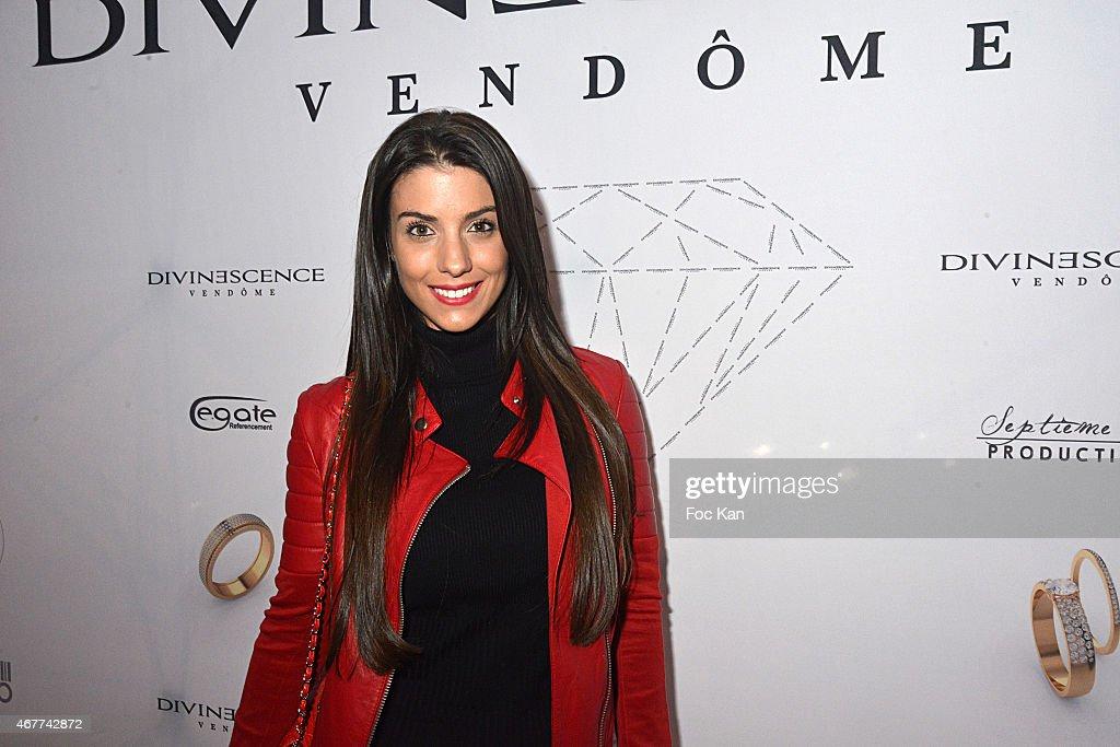 'Diamond Night by Divinescence Vendome' - Harumi Klossowska Jewellery Exhibition Preview As Part Of Art Paris Art Fair