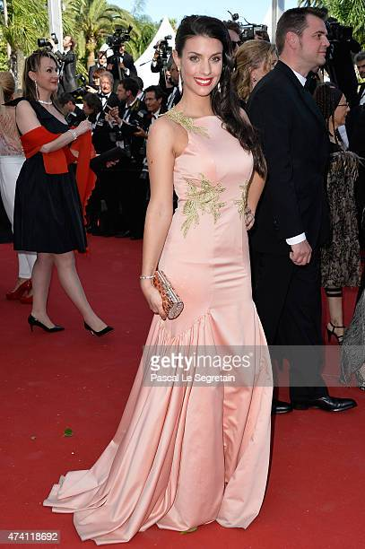 Ludivine Sagna attends the Youth Premiere during the 68th annual Cannes Film Festival on May 20 2015 in Cannes France