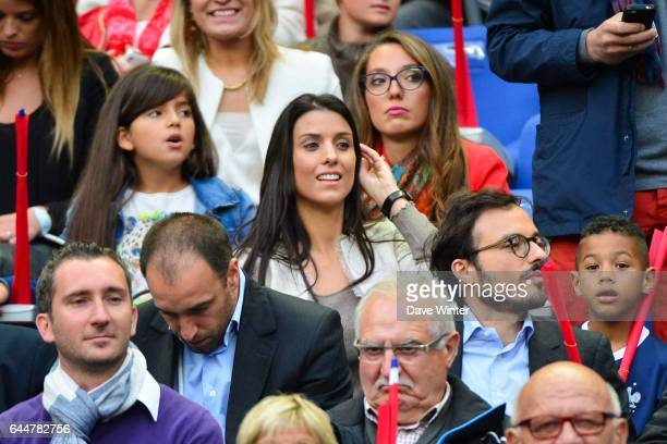 Ludivine SAGNA / Elias SAGNA France / Norvege Match Amical Photo Dave Winter / Icon Sport