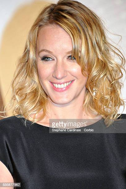 Ludivine Sagnier attends the 'Palme D'Or Winners dinner' during the 66th Cannes International Film Festival