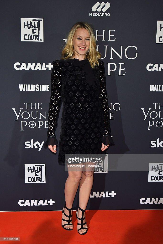 """The Young Pope"" Paris Premiere At La Cinematheque In Paris"