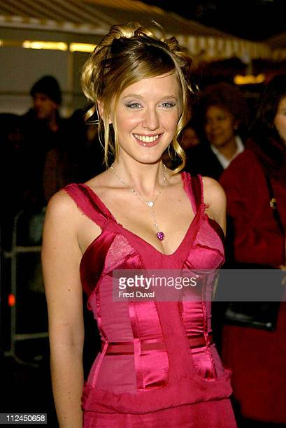 Ludivine Sagnier during 'Peter Pan' London Premiere Arrivals at UCI Empire in London Great Britain