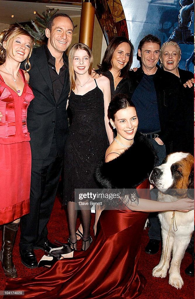 Ludivine Sagnier, Jason Issacs, Rachel Hurd Wood, Olivia Williams, Jeremy Sumpter And The Rest Of The Cast, Peter Pan The Movie, Premiere At The Empire, Leicester Square, London
