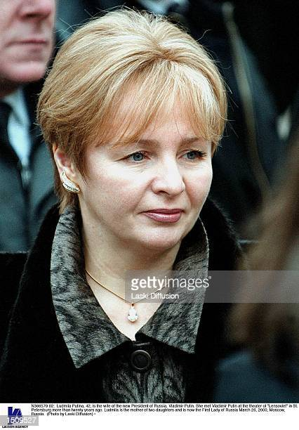 Ludmila Putina is the wife of the new President of Russia Vladimir Putin She met Vladimir Putin at the theater of Lensoviet in St Petersburg more...