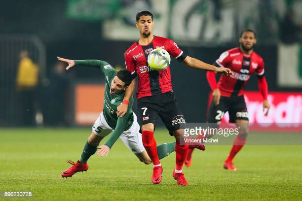 [MOD] 7 - Ludovic Blas - Page 4 Ludovic-blas-of-guingamp-and-vincent-pajot-of-saintetienne-during-the-picture-id896230728?s=612x612