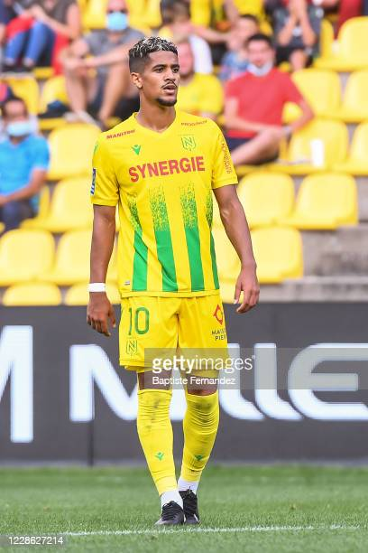 Ludovic BLAS of Nantes during the French Ligue 1 Soccer match between FC Nantes and AS Saint-Etienne at Stade de la Beaujoire on September 20, 2020...