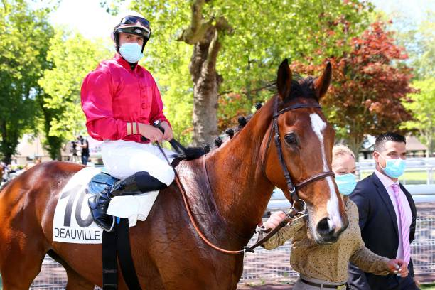 FRA: Horse racing - Deauville meeting