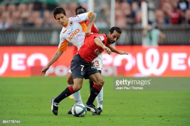 Ludovic GIULY PSG / As Roma Tournoi de Paris 2010 Parc des princes