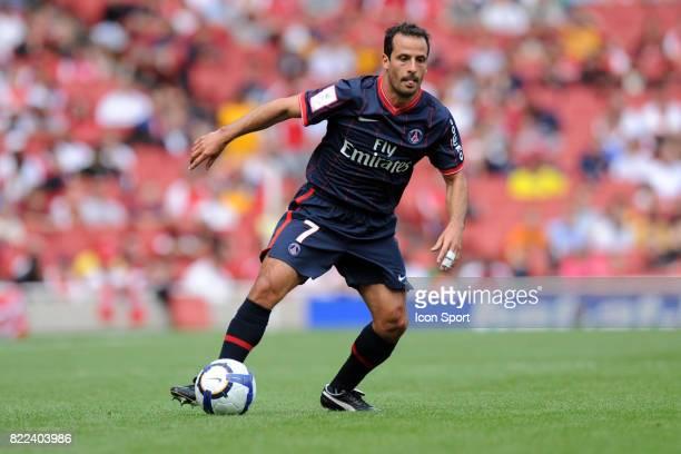 Ludovic GIULY PSG / Atletico Madrid Emirats Cup Emirats Stadium Londres