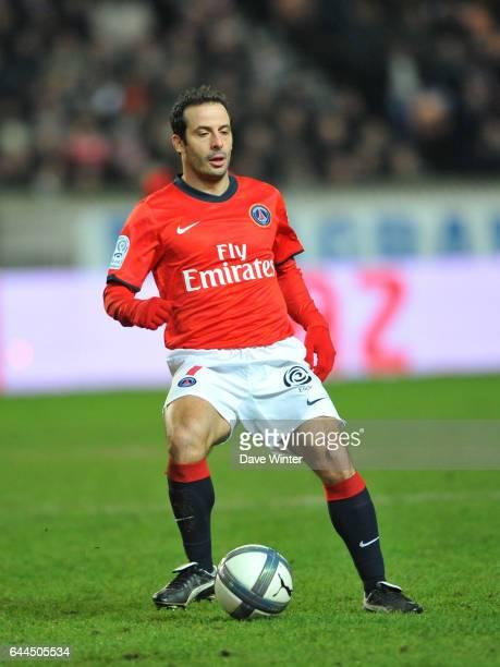 Ludovic GIULY PSG / Brest Ligue 1 16e journee Photo Dave Winter / Icon Sport