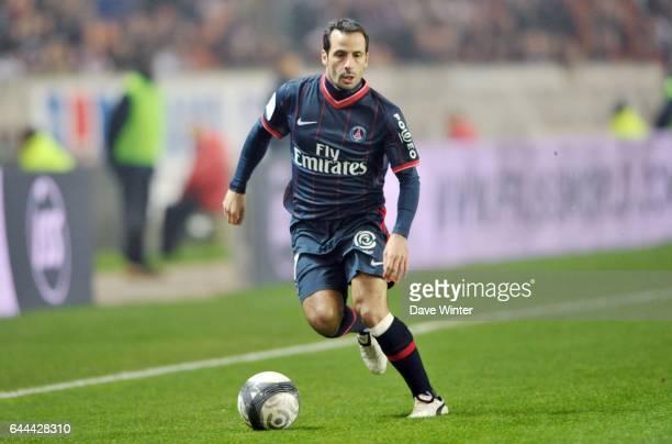 Ludovic GIULY PSG / Nice 13e journee Ligue 1 Parc des Princes Paris Photo Dave Winter / Icon Sport