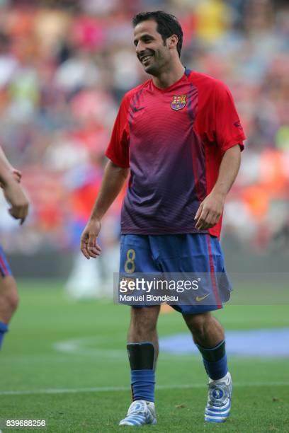 Ludovic GIULY FC Barcelone / Espanyol Barcelone 37 eme Journee Liga