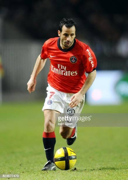 Ludovic GIULY PSG / Sochaux 20eme journee de Ligue 1