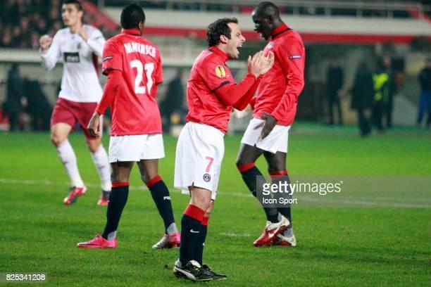 Ludovic GIULY Paris Saint Germain / Benfica 1/8 Finale retour Europa League