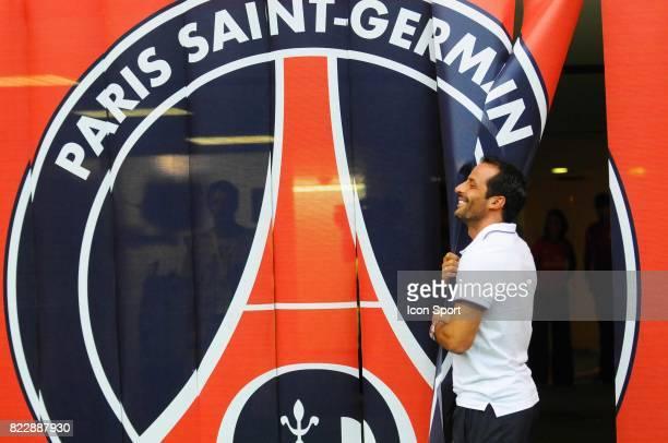 Ludovic GIULY PSG / Bordeaux 3eme journee de Ligue 1 Parc des Princes Paris