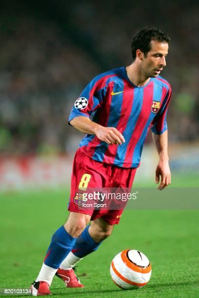 Ludovic GIULY FC Barcelone / Milan AC 1/2 finale retour Champions League