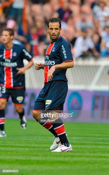 Ludovic GIULY PSG / La Gantoise Match amical Parc des Princes