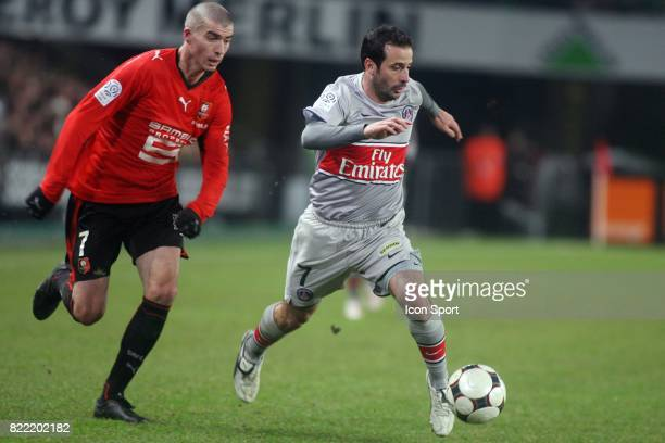 Ludovic GIULY Rennes / PSG 16 eme journee de Ligue1