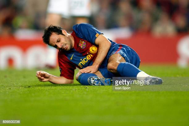 Ludovic GIULY Fc Barcelone / Werder Breme Champion League
