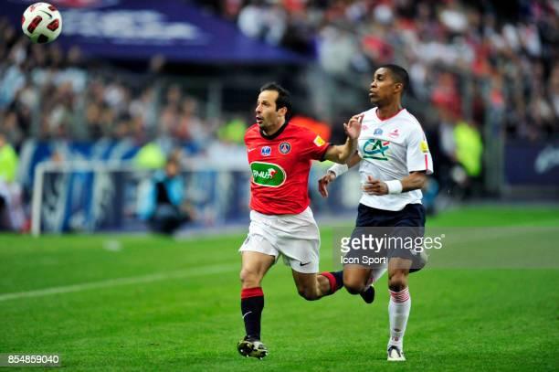 Ludovic GIULY / Franck BERIA PSG / Lille Finale de la Coupe de France 2011 Stade de France
