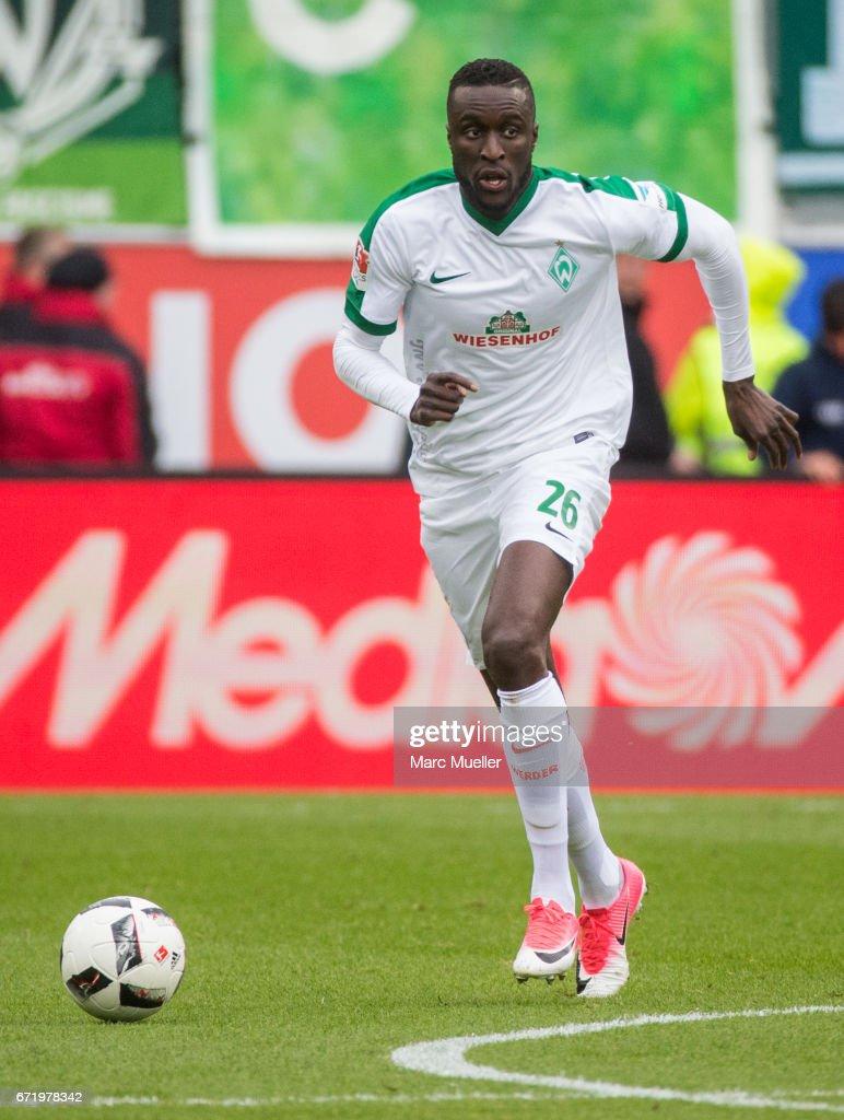 FC Ingolstadt 04 v Werder Bremen - Bundesliga