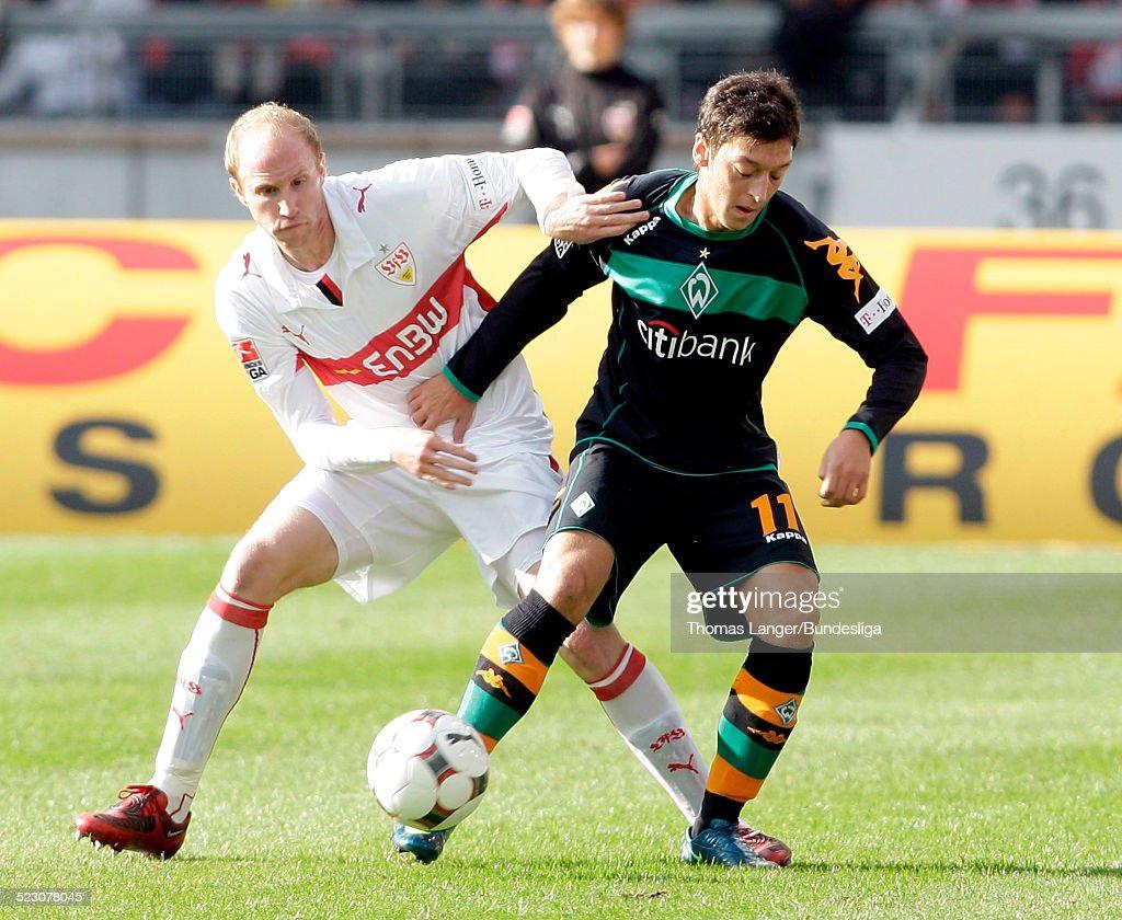 VfB Stuttgart v Werder Bremen - Bundesliga