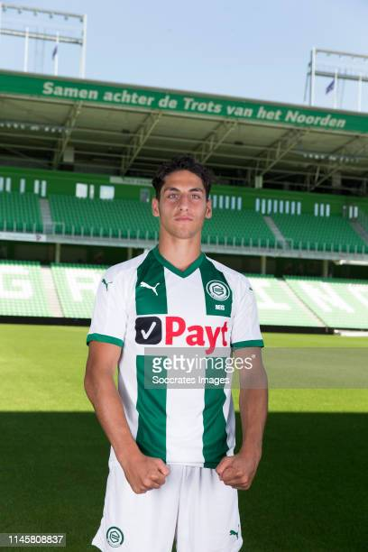Ludovit Reis of FC Groningen during the Ludovit Reis special on May 23 2019