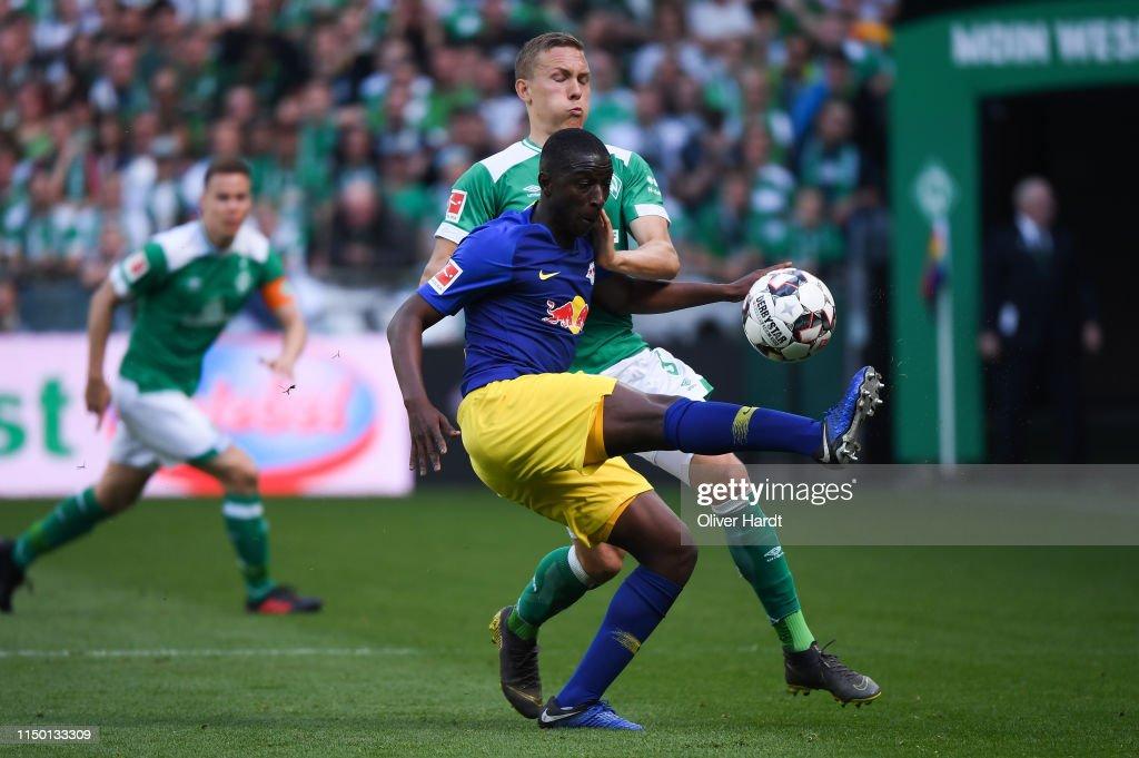 SV Werder Bremen v RB Leipzig - Bundesliga : ニュース写真