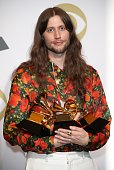 los angeles ca ludwig goransson poses
