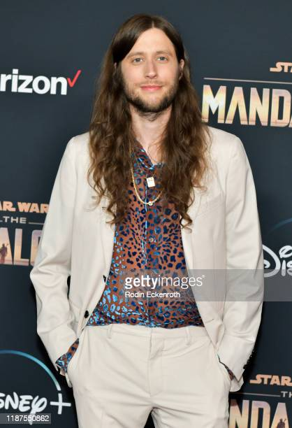 Ludwig Göransson attends the premiere of Disney's The Mandalorian at El Capitan Theatre on November 13 2019 in Los Angeles California