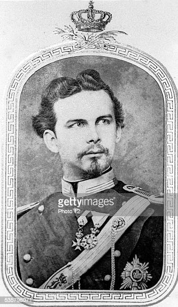 Ludwig II of Bavaria or Wittelsbach King of Bavaria from 1864 to 1886