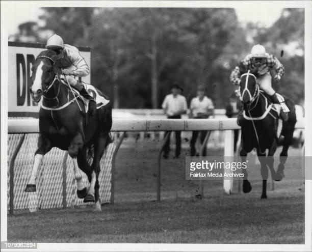 Warwick Farm Races Race 3Ludwig Leichhardt HcpFinishHarvey's Joy December 29 1984