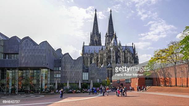 Ludwig Museum, Cathedral, Cologne