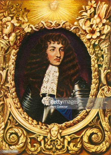 Ludwig XIV' Portrait of King Louis XIV of France Louis inherited the French crown in 1643 but did not actually take the reigns of power until the...