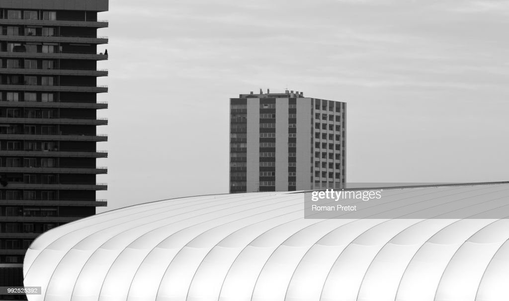 Ludwigshafen am Rhein,Germany : Stock Photo