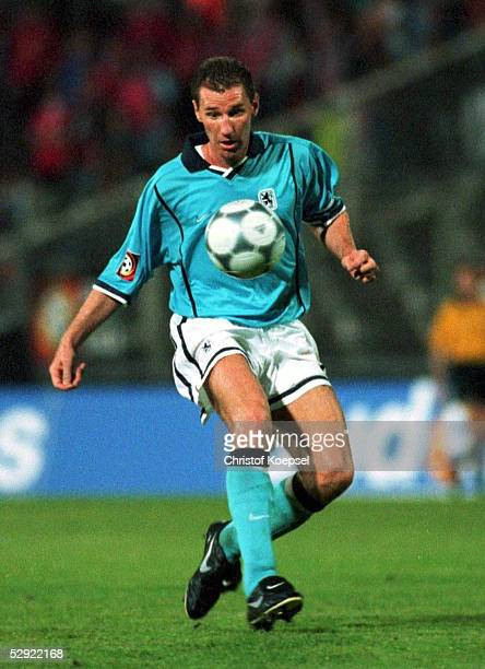 POKAL 2000 Ludwigshafen TSV 1860 MUENCHEN 1 FC KAISERSLAUTERN 02 Bernhard WINKLER/1860 MUENCHEN