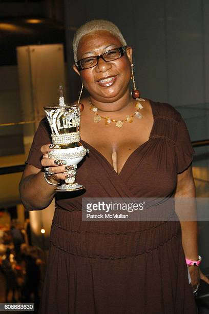 Luenell attends Harry Morton's Pink Taco Restaurant Celebrates the Opening of New Los Angeles Outpost at Pink Taco on June 28 2007 in Century City CA