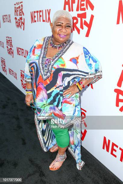 Luenell attends the screening of Netflix's The After Party at ArcLight Hollywood on August 15 2018 in Hollywood California