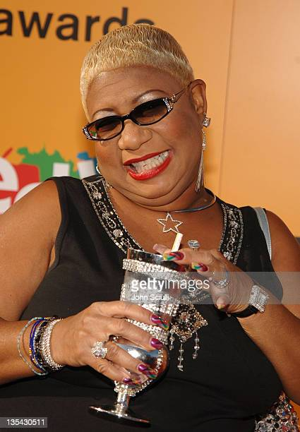 Luenell Campbell during 2005 BET Comedy Awards Arrivals at Pasadena Historic Civic Center in Pasadena California United States