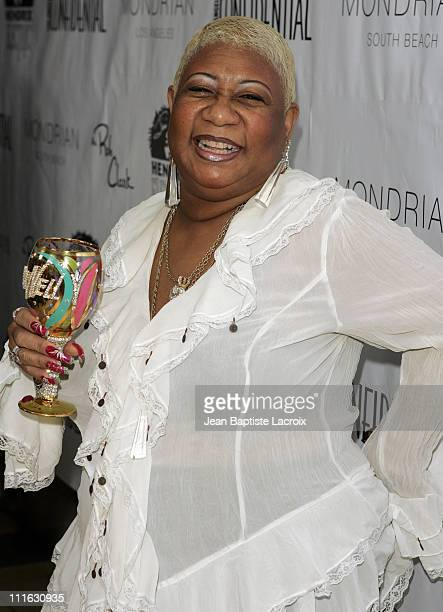 Luenell during Los Angeles Confidential Magazine in Association with Morgans Hotel Group Celebrates the 2007 Oscars with Forest Whitaker Rob Clark...