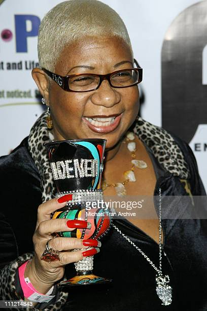 Luenell during Rocky Balboa Kickoff Bash December 12 2006 at The Garden of Eden in Hollywood California United States