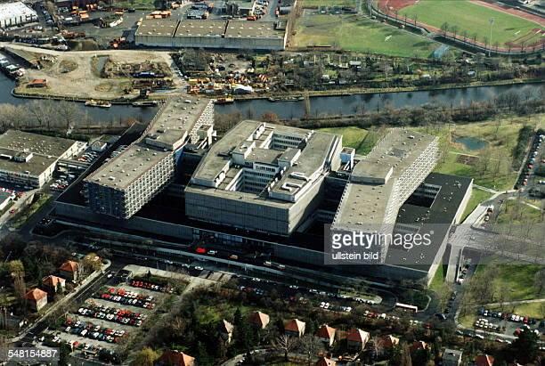 Luftaufnahme des Klinikum Steglitz - 1994
